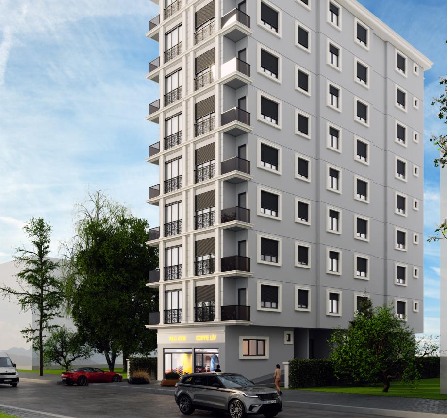 Şen Apartmanı